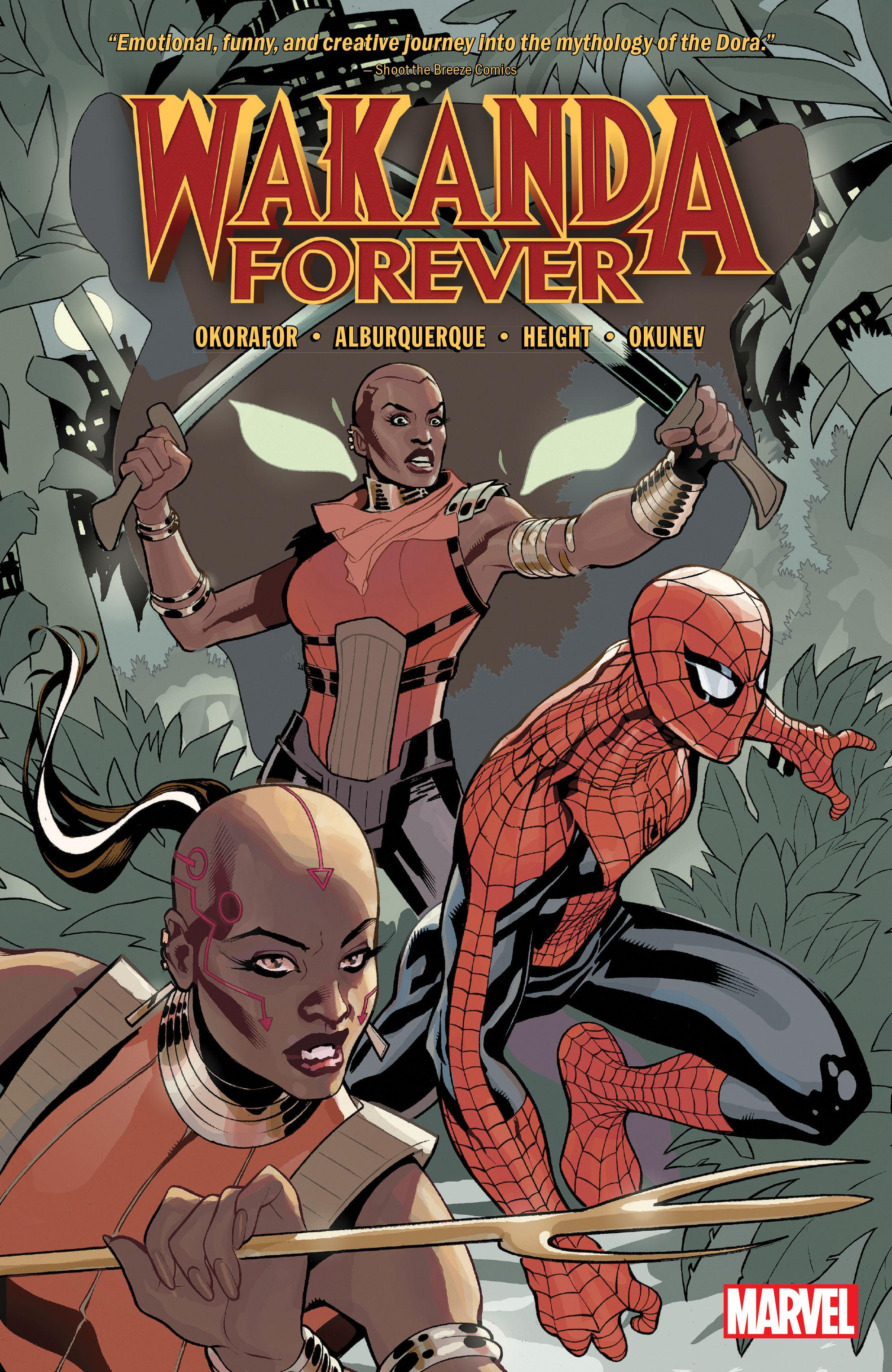Wakanda Forever (Trade Paperback)