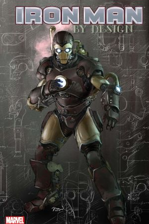 Iron Man by Design #1