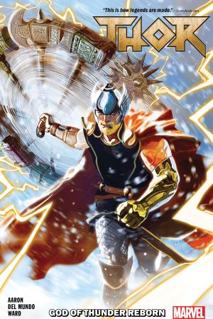 Thor Vol. 1: God of Thunder Reborn (Trade Paperback)