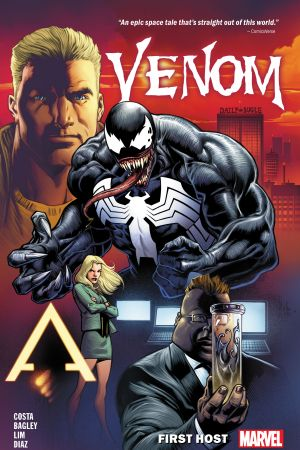 Venom: First Host (Trade Paperback)