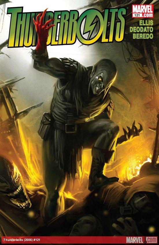 Thunderbolts (2006) #121