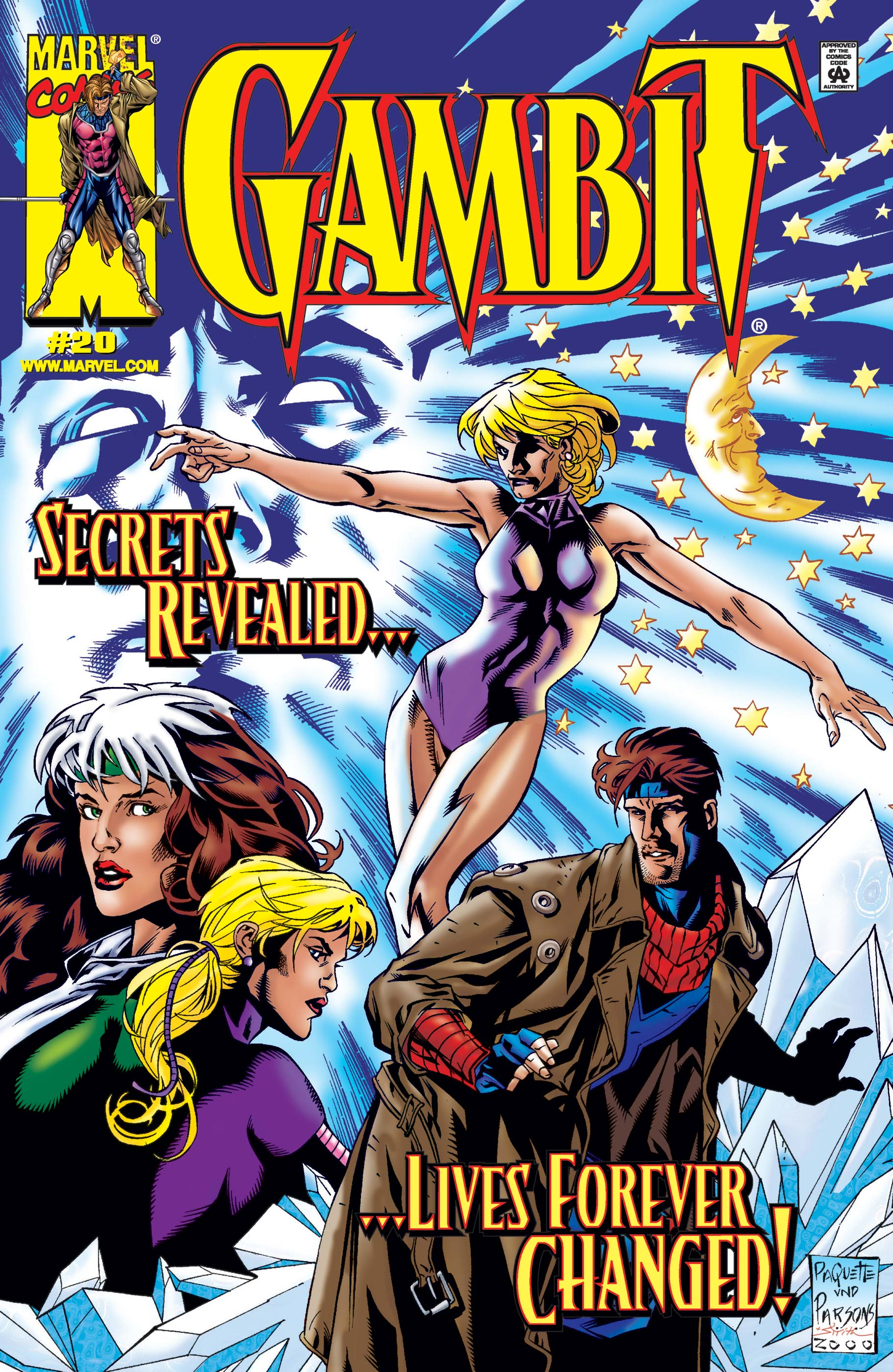Gambit (1999) #20
