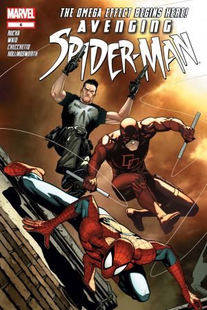 Avenging Spider-Man (2011) #6