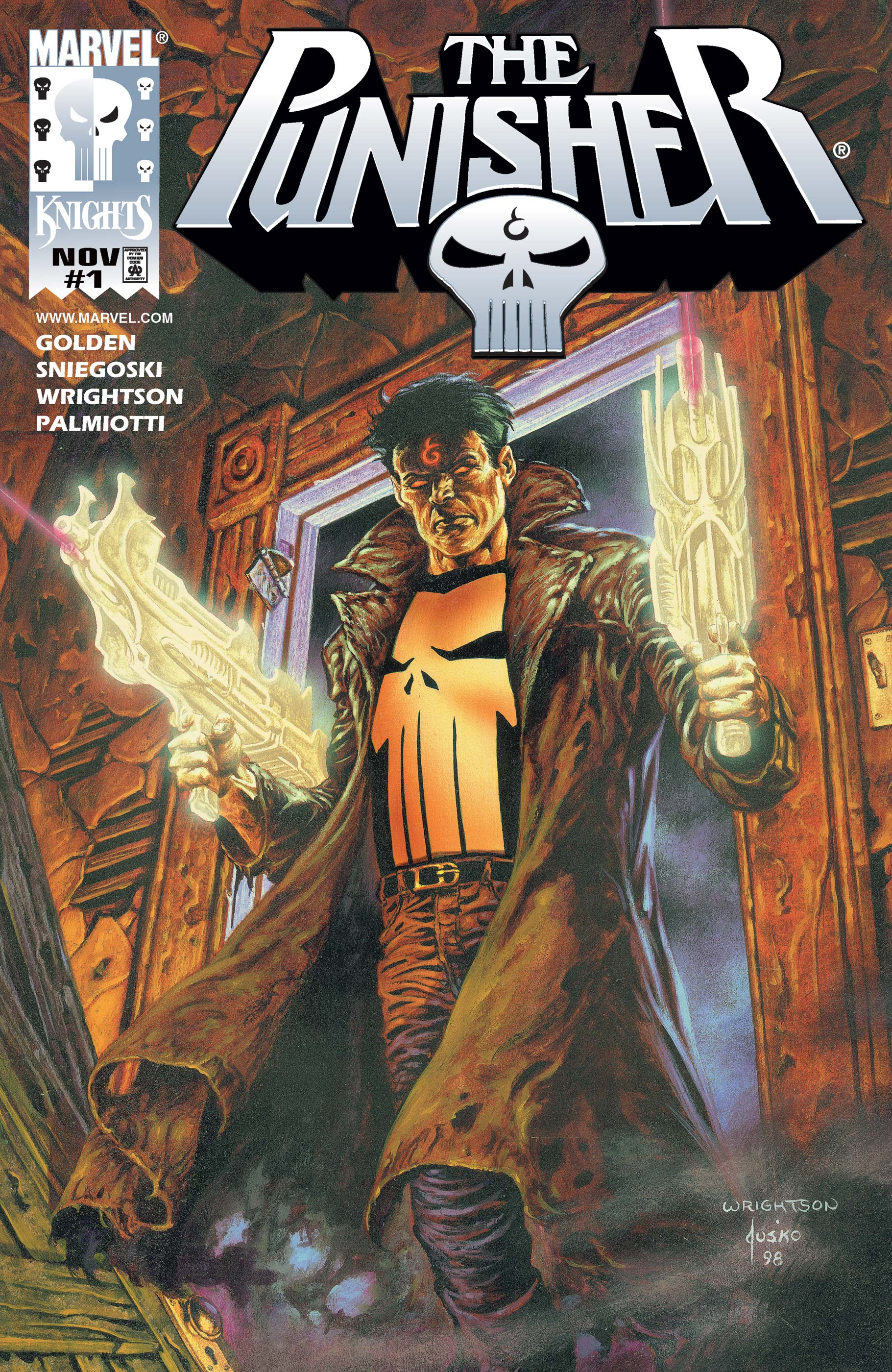 The Punisher (1998) #1