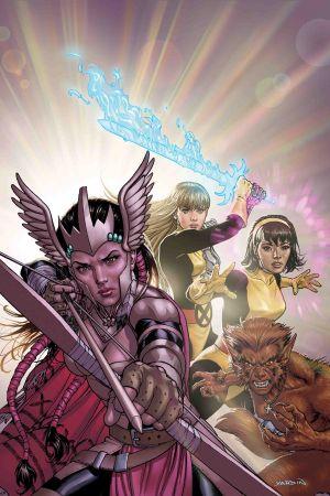 War of the Realms: Uncanny X-Men #1