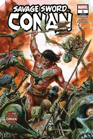 Savage Sword of Conan (2019 - Present)