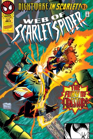 Web of Scarlet Spider #3
