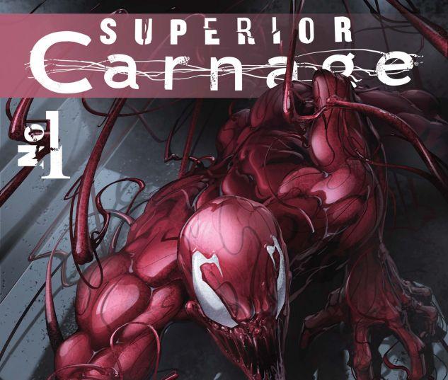 SUPERIOR CARNAGE (2012) #1