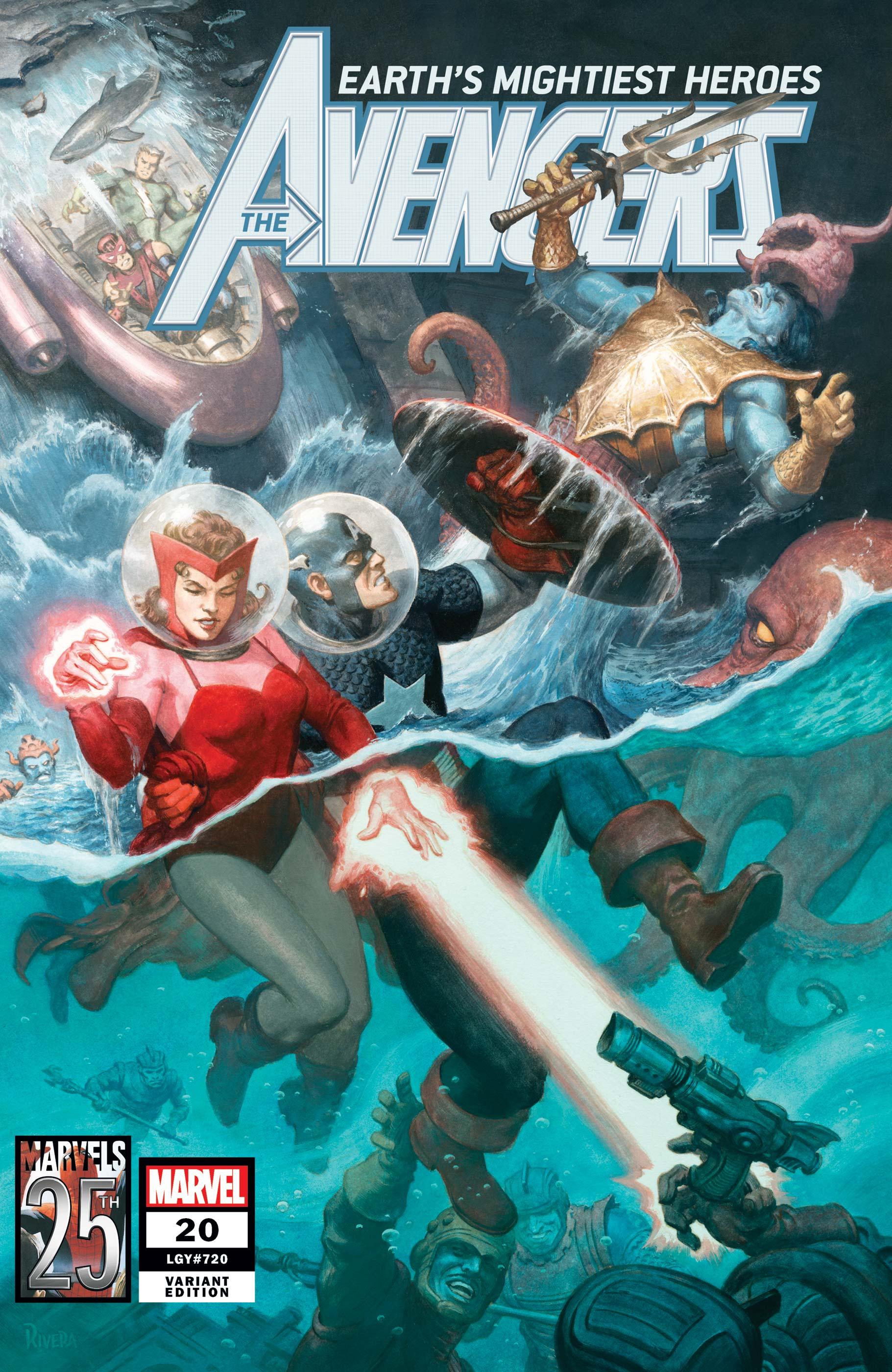 Avengers (2018) #20 (Variant)