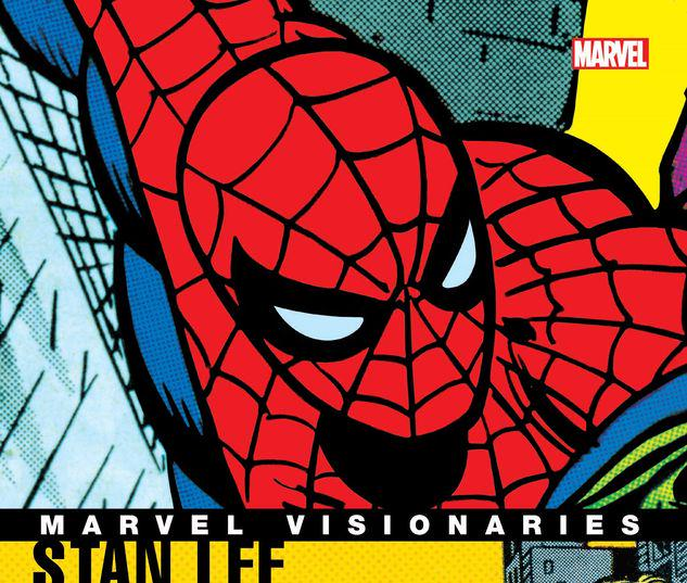 MARVEL VISIONARIES: STAN LEE TPB #1