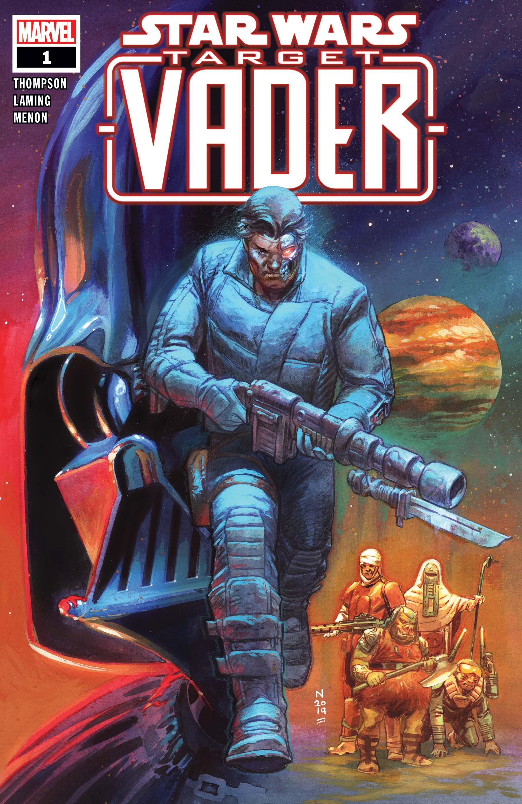 Star Wars: Target Vader (2019) #1