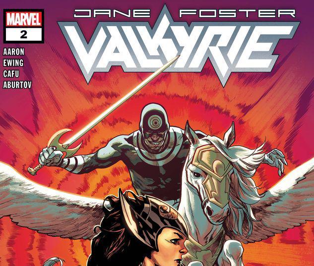 Valkyrie: Jane Foster #2