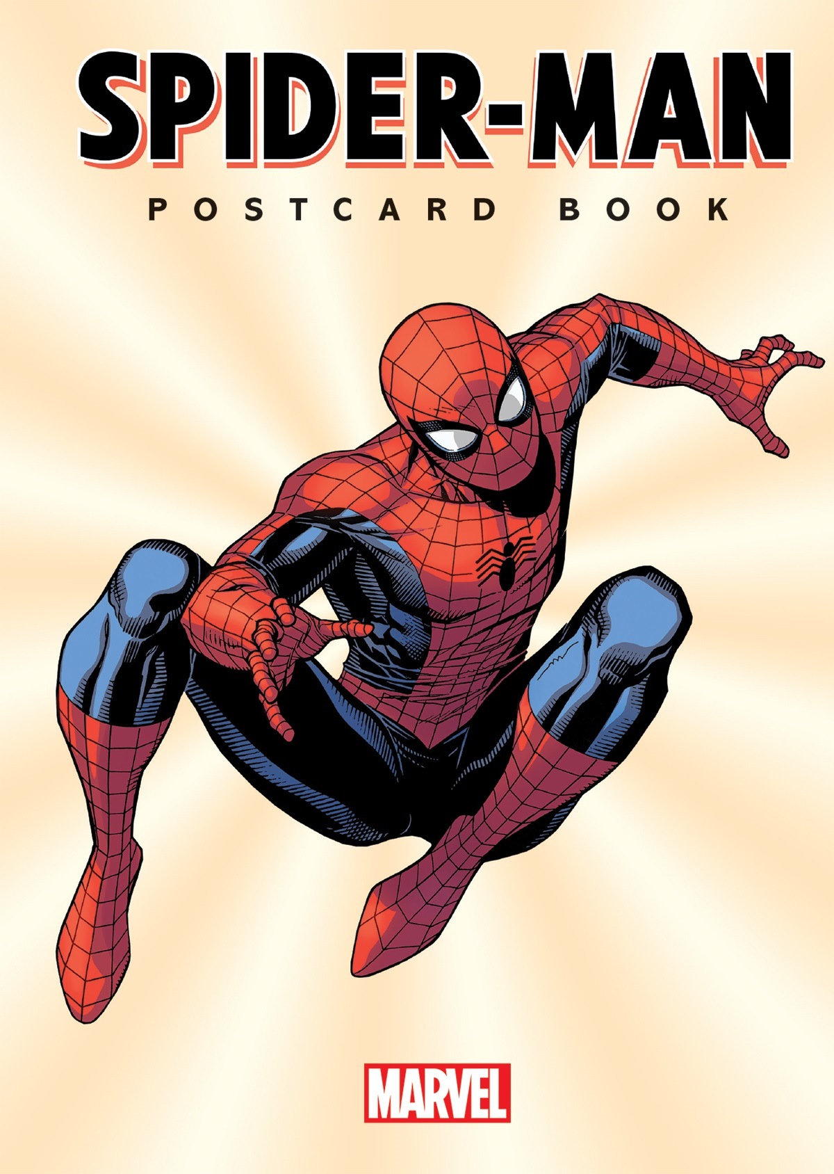 Spider-Man Postcard Book (2019)