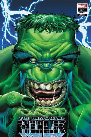 Immortal Hulk #25  (Variant)