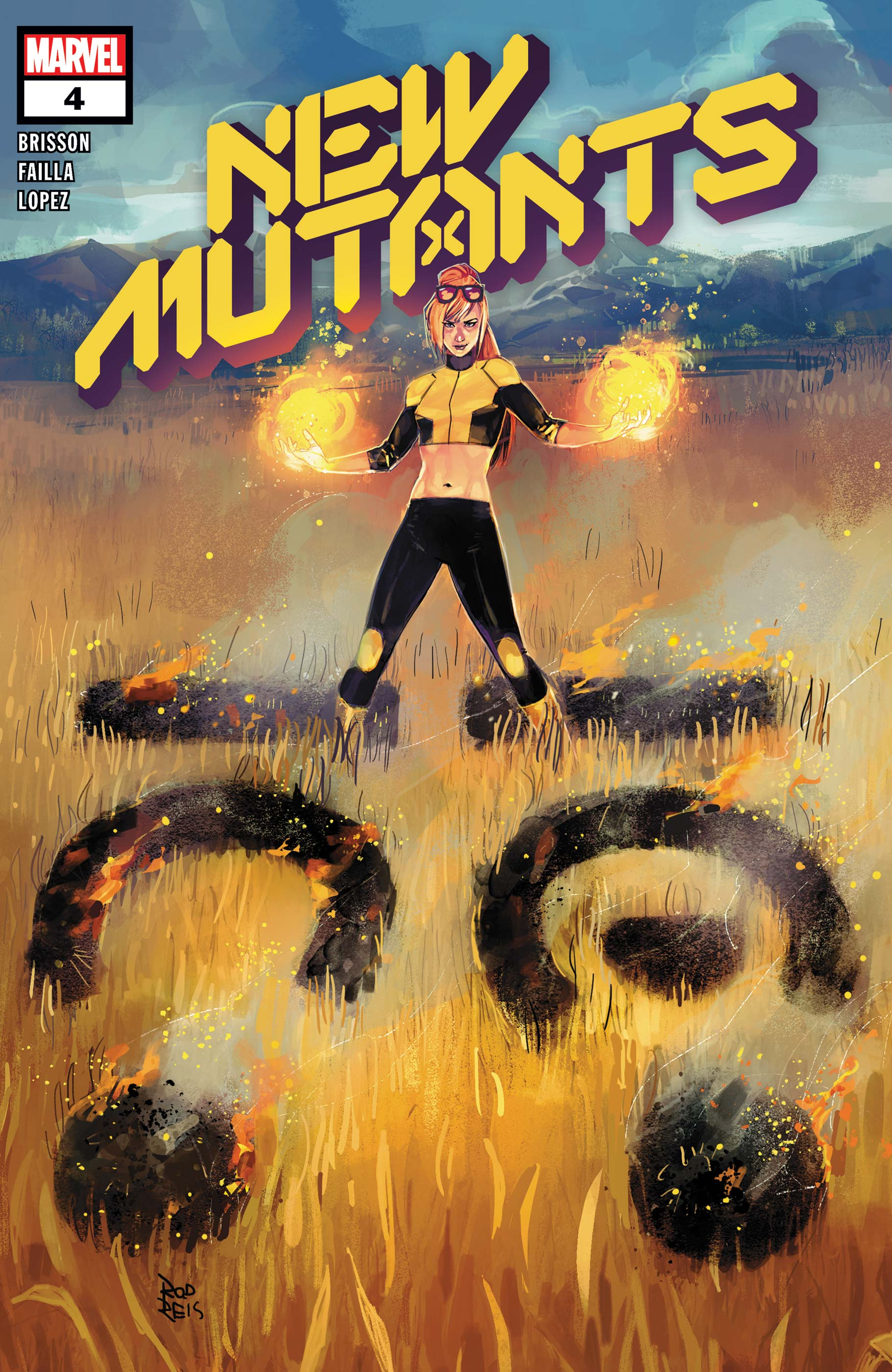 New Mutants (2019) #4