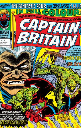 Captain Britain (1976) #9