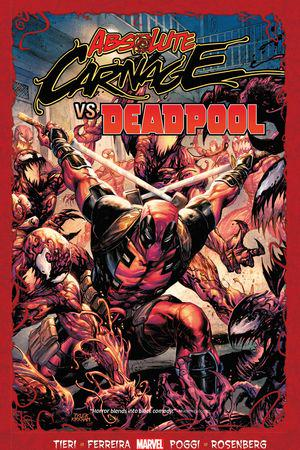 Absolute Carnage Vs. Deadpool (Trade Paperback)