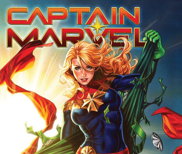 CAPTAIN MARVEL VOL. 2: FALLING STAR TPB #2