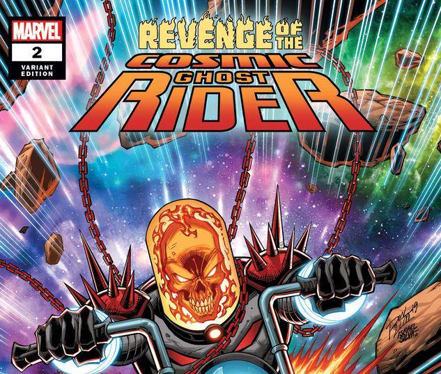 Revenge of the Cosmic Ghost Rider #2