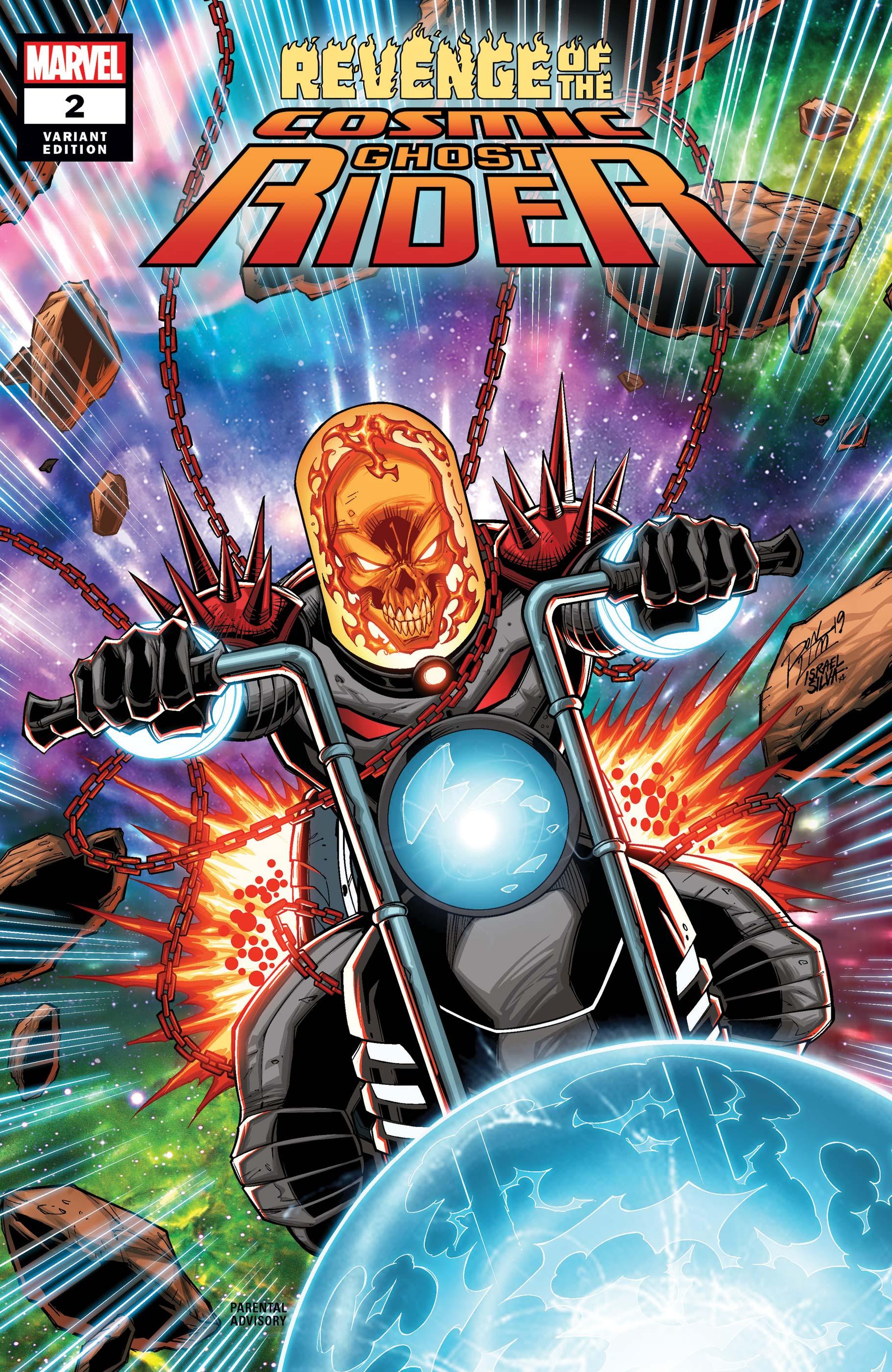 Revenge of the Cosmic Ghost Rider (2019) #2 (Variant)