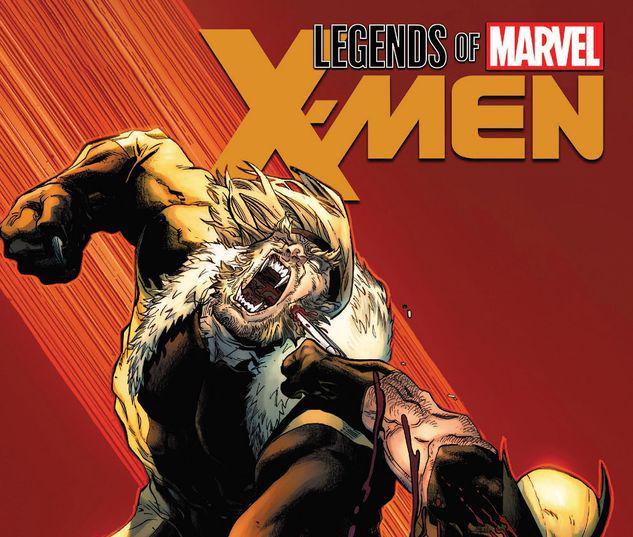 LEGENDS OF MARVEL: X-MEN TPB #1