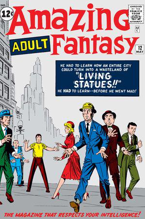 Amazing Adult Fantasy (1961) #12