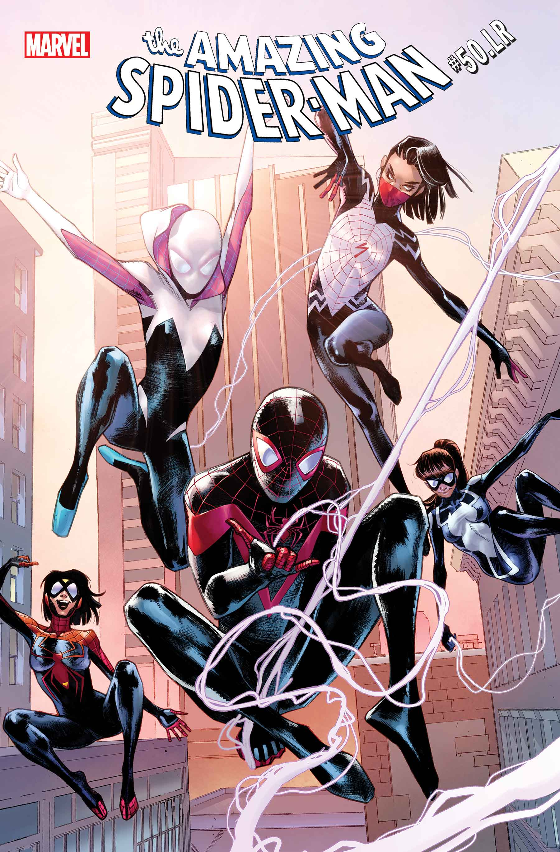 The Amazing Spider-Man (2020) #50