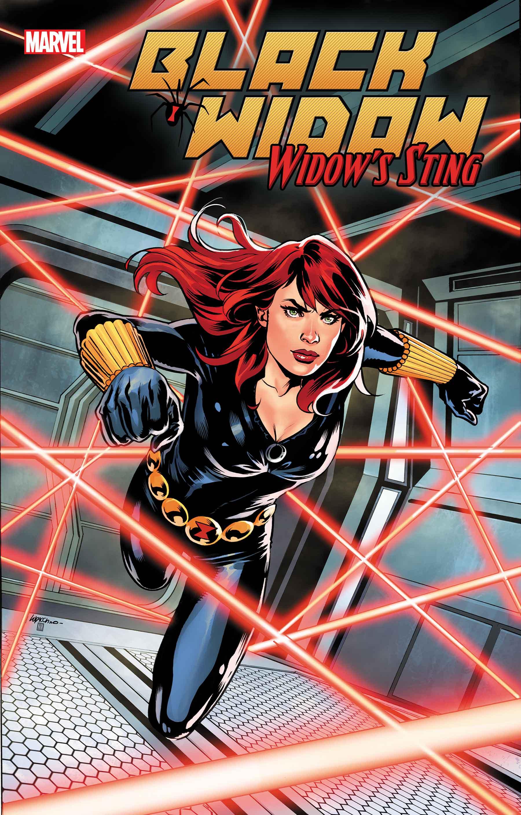 BLACK WIDOW: WIDOW'S STING 1 (2020) #1
