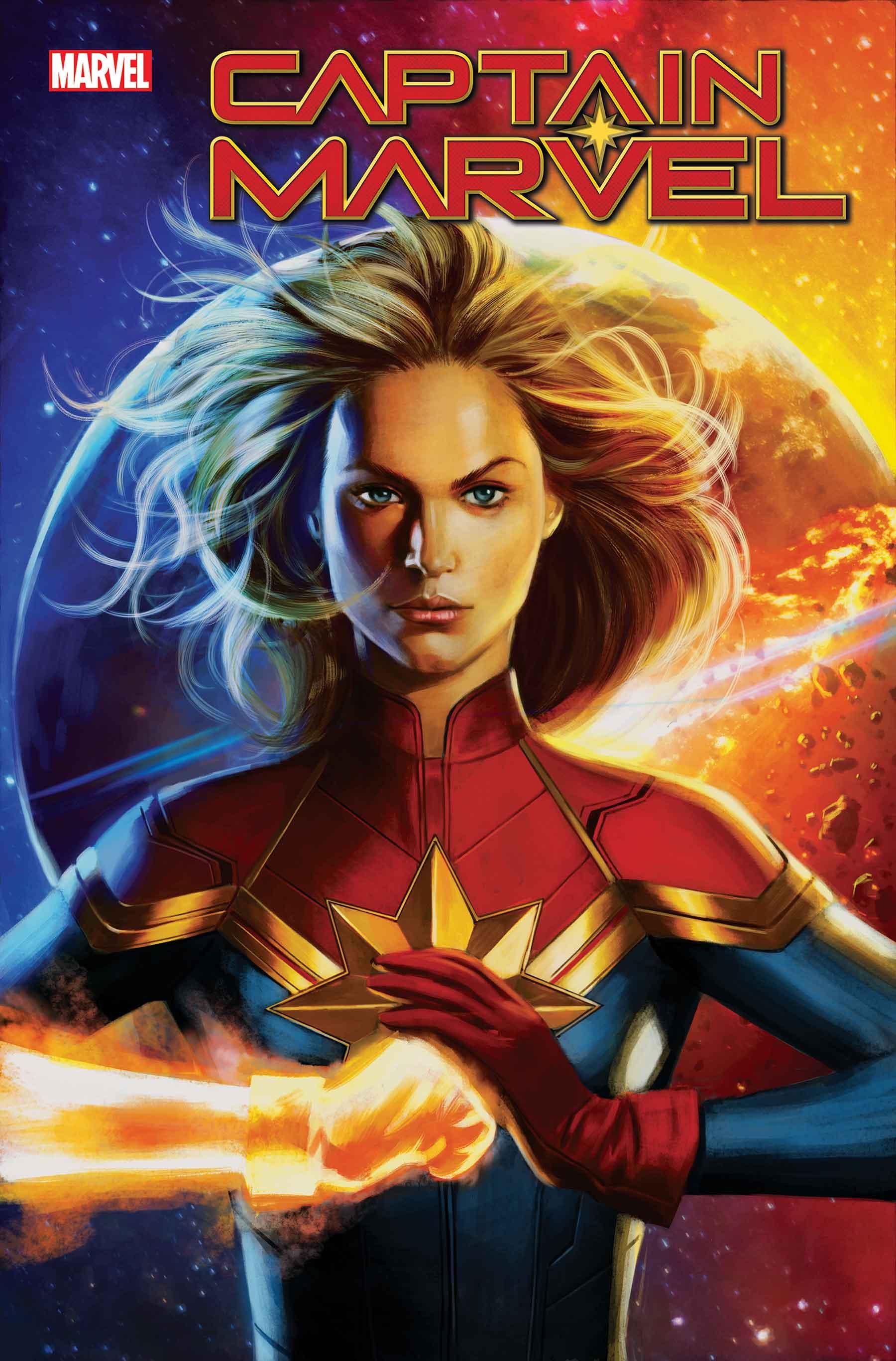 Captain Marvel (2019) #22