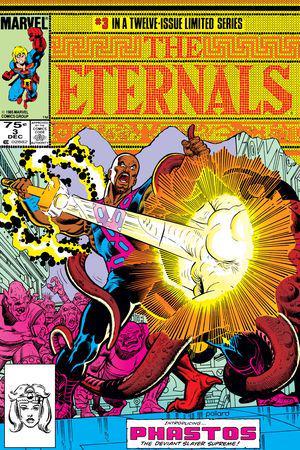 The Eternals (1985) #3