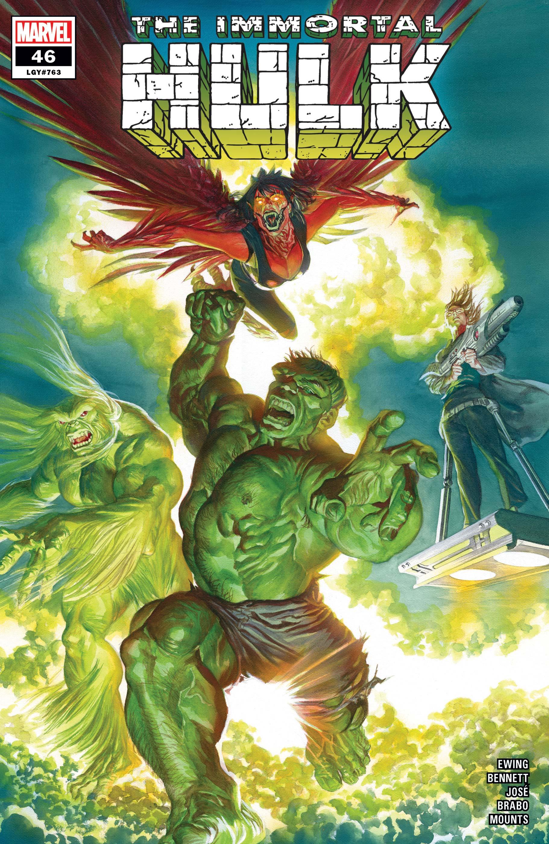Immortal Hulk (2018) #46