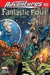 Marvel Adventures Fantastic Four #13