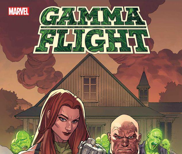 Gamma Flight #3