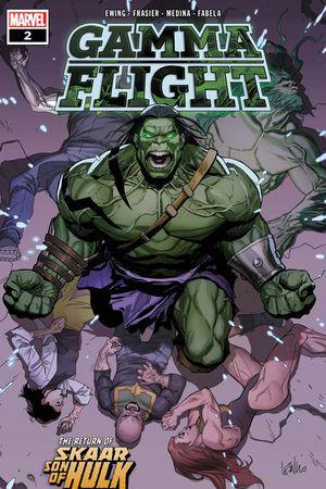 Gamma Flight #2