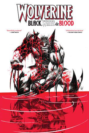 Wolverine: Black, White & Blood Treasury Edition  (Trade Paperback)
