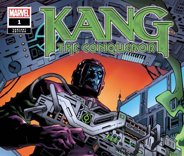 Kang the Conqueror #1