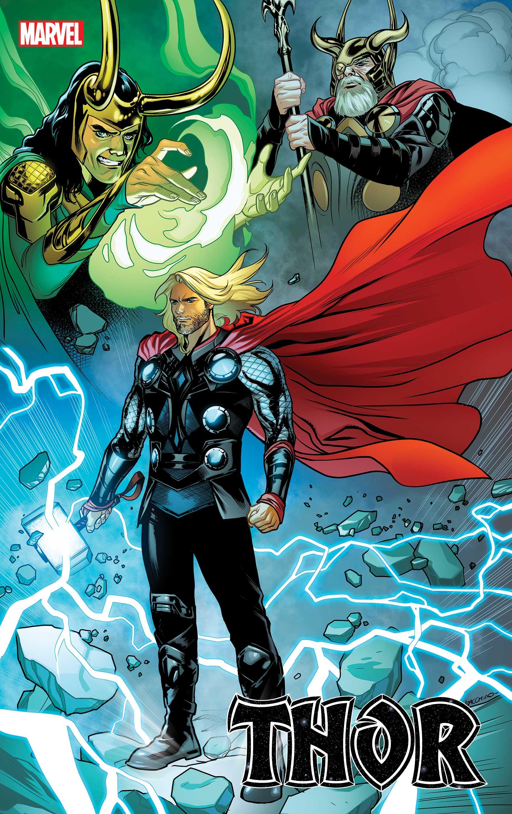 Thor (2020) #19 (Variant)