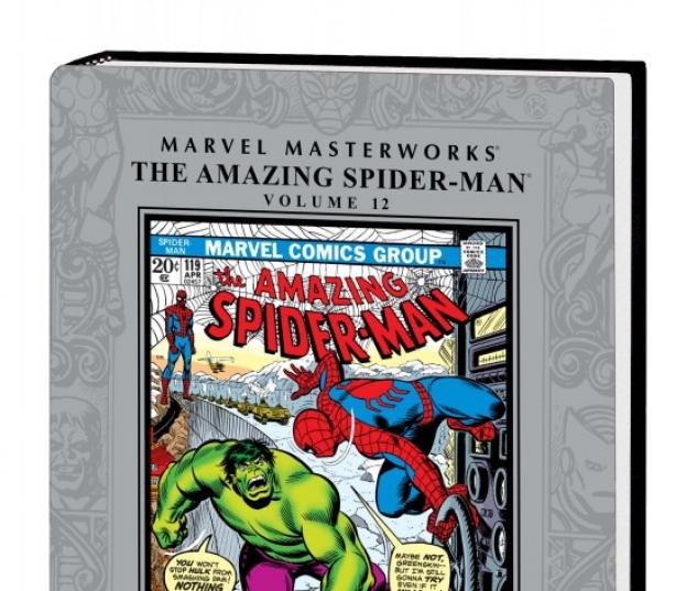 Marvel Masterworks: The Amazing Spider-Man Vol. 12 (Hardcover)