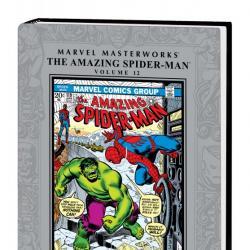 Marvel Masterworks: The Amazing Spider-Man Vol. 12