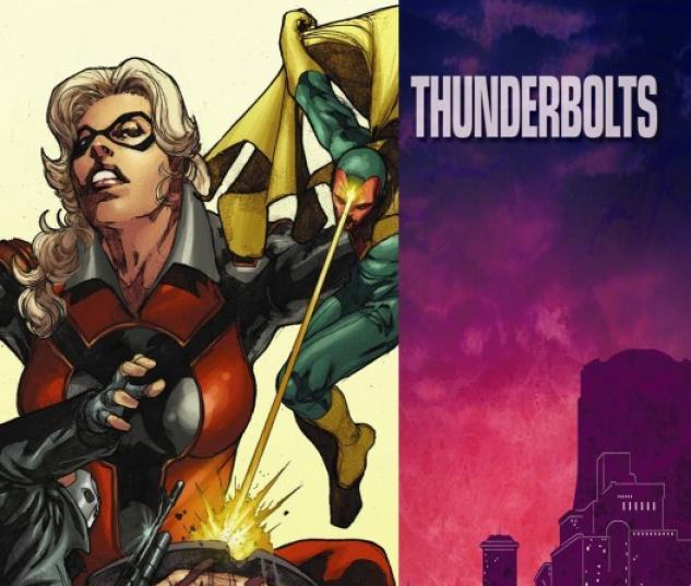 Thunderbolts (2006) #141 (2ND PRINTING VARIANT)