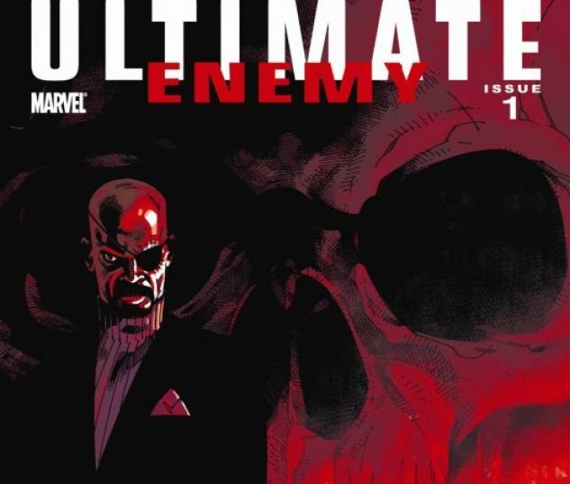 Ultimate Comics Enemy (2010) #1 (VILLAIN VARIANT)