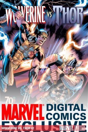 Wolverine Vs. Thor #2