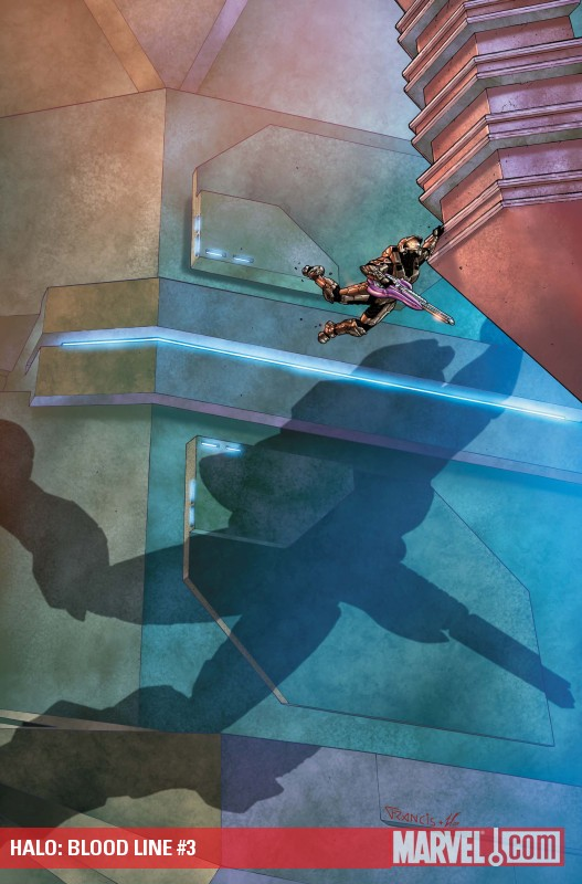 Halo: Blood Line (2009) #3