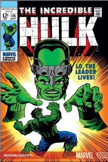 Incredible Hulk (1962) #115