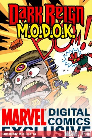Dark Reign: M.O.D.O.K. (2009) #4