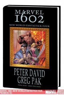 Marvel 1602: New World/Fantastick Four (Hardcover)