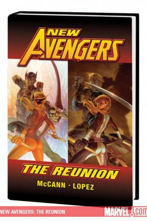New Avengers: The Reunion (Hardcover)
