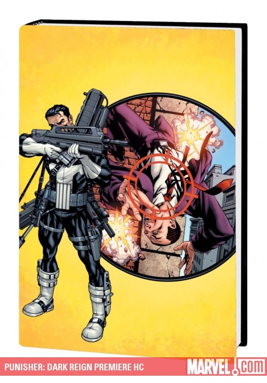 Punisher: Dark Reign (Hardcover)