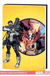 Punisher: Dark Reign (Hardcover)