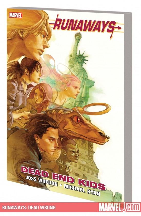 Runaways Vol. 8: Dead End Kids Digest (Digest)